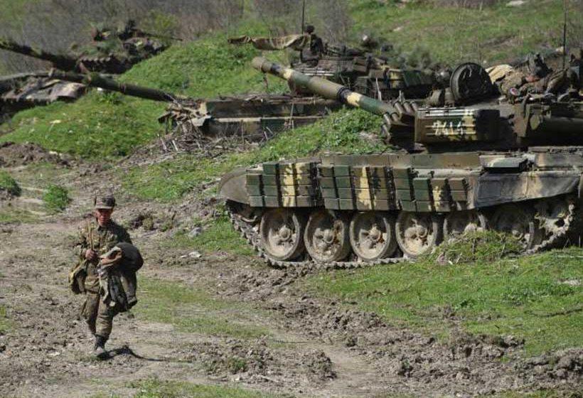 Ναγκόρνο Καραμπάχ : Κλιμακώνει τις επιχειρήσεις ο στρατός του Αζερμαϊτζάν