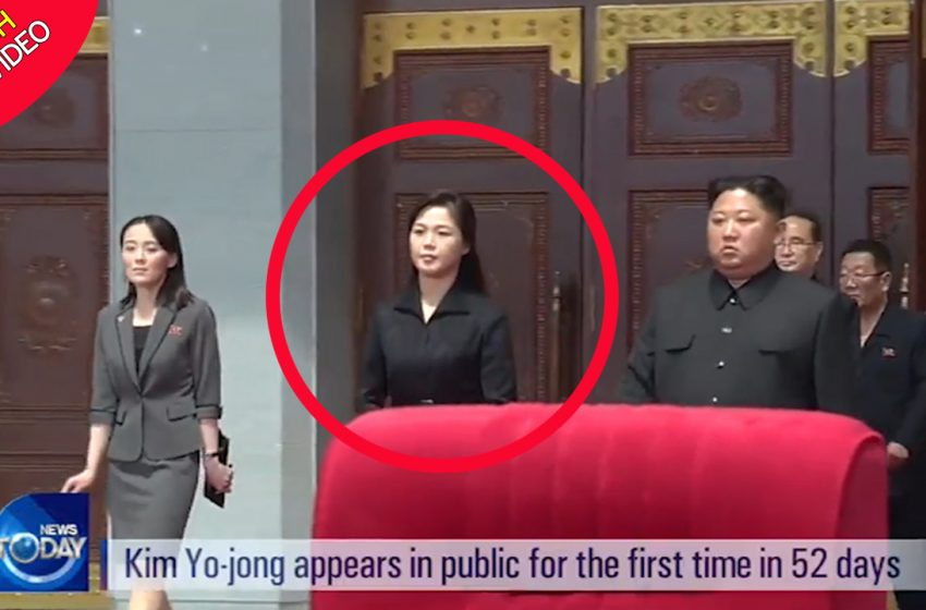 Βόρεια Κορέα: Αυτή είναι η γυναίκα που… κάνει κουμάντο – Ούτε η αδελφή, ούτε η σύζυγος του Κιμ