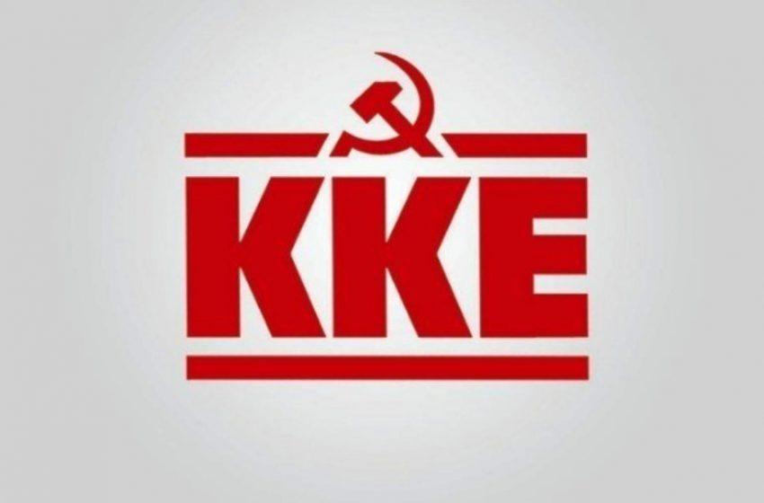 """ΚΚΕ για self test: Η κυβέρνηση πετάει ξανά το μπαλάκι στην """"ατομική ευθύνη¨"""