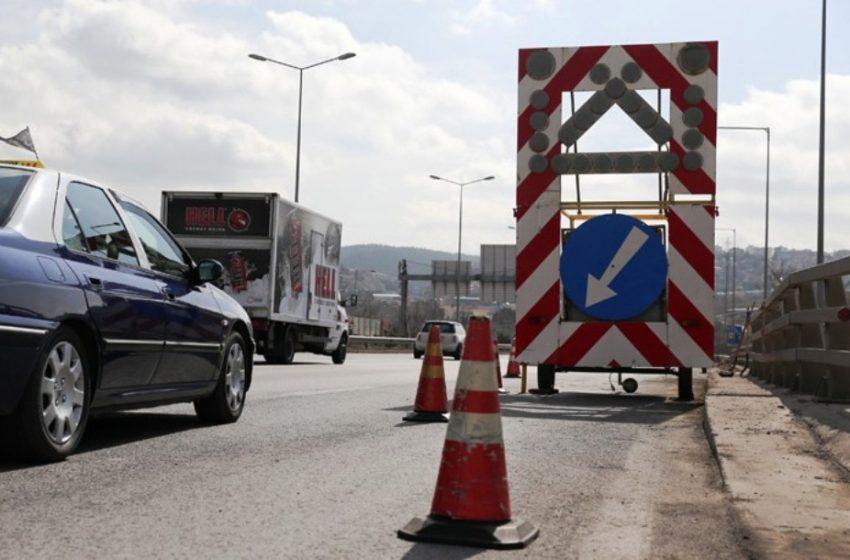 Διακοπή κυκλοφορίας: Ποιοι δρόμοι κλείνουν στην Αττική τις επόμενες μέρες