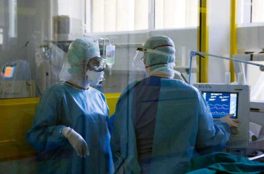 Κοροναϊός: Στα όριά τους οι ΜΕΘ – Γέμισε το νοσοκομείο Κοζάνης – Στέλνουν τα περιστατικά σε Πτολεμαΐδα και Θεσσαλονίκη