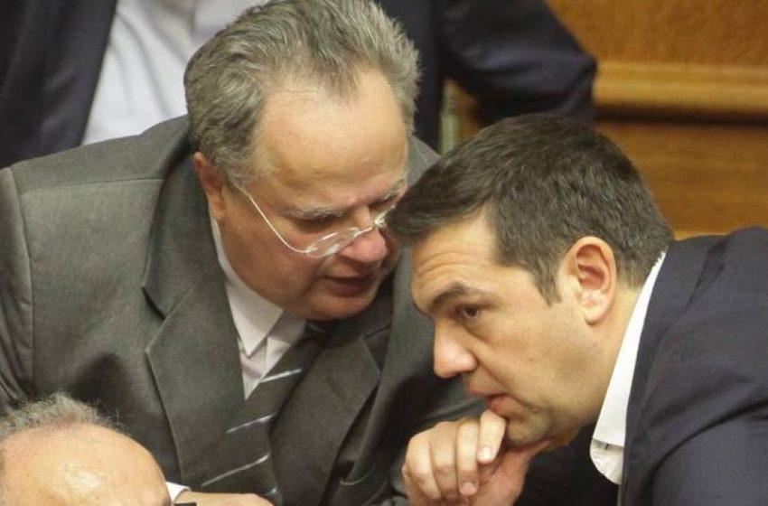 """""""Άναψε φωτιά"""" η απόφαση του Π.Σ του ΣΥΡΙΖΑ για την εξωτερική πολιτική- Κριτική από Κοτζιά, απάντηση Κατρούγκαλου"""