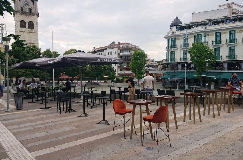 Εμπορικός Σύλλογος Κοζάνης: Απαιτεί αποζημιώσεις για το lockdown