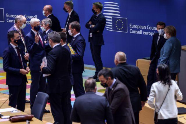 """Σύνοδος Κορυφής-ΤΩΡΑ: Τελεσίγραφο μερικών εβδομάδων στην Τουρκία-""""Όχι"""" σε άμεσες κυρώσεις"""