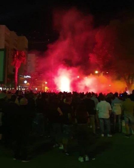 Κύπρος: Εκτεταμένα επεισόδια στην Λεμεσό από διαδηλωτές για τον κοροναϊό (vid)