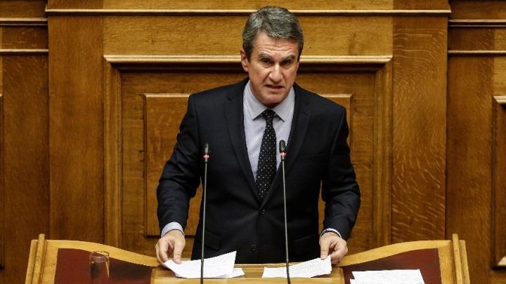 Λοβέρδος: Υπερψηφίζουμε την πρόταση μομφής, δεν ταυτιζόμαστε όμως με τους… ιππότες σωτηρίας του ΣΥΡΙΖΑ που έκαναν τα ίδια