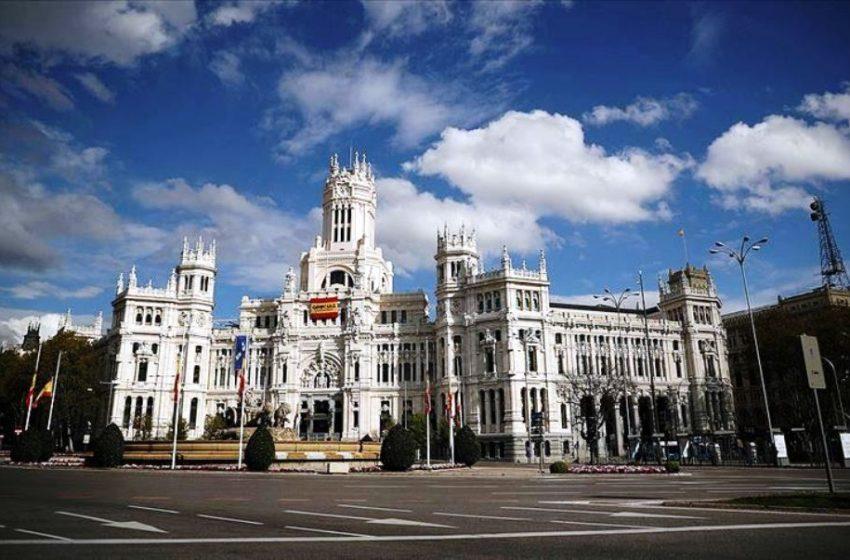 Σε lockdown μπαίνει απόψε η Μαδρίτη