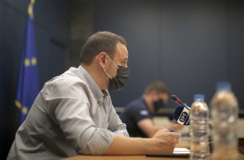 Μαγιορκίνης: Τάσεις σταθεροποίησης στην Αττική – Βρισκόμαστε πολύ μακριά από εκθετική αύξηση