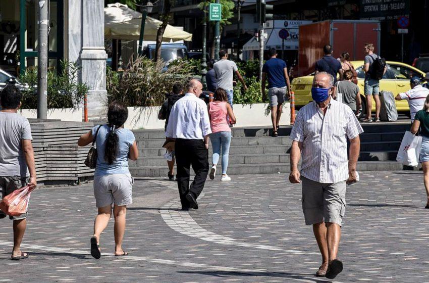 Απαγόρευση κυκλοφορίας: Επανέρχεται το σενάριο – Μάσκες έως το 2022