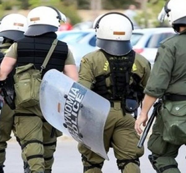 Μεγάλη ανησυχία :Τέσσερα ακόμη κρούσματα στους αστυνομικούς της Φθιώτιδας από την συγκέντρωση στο Εφετείο