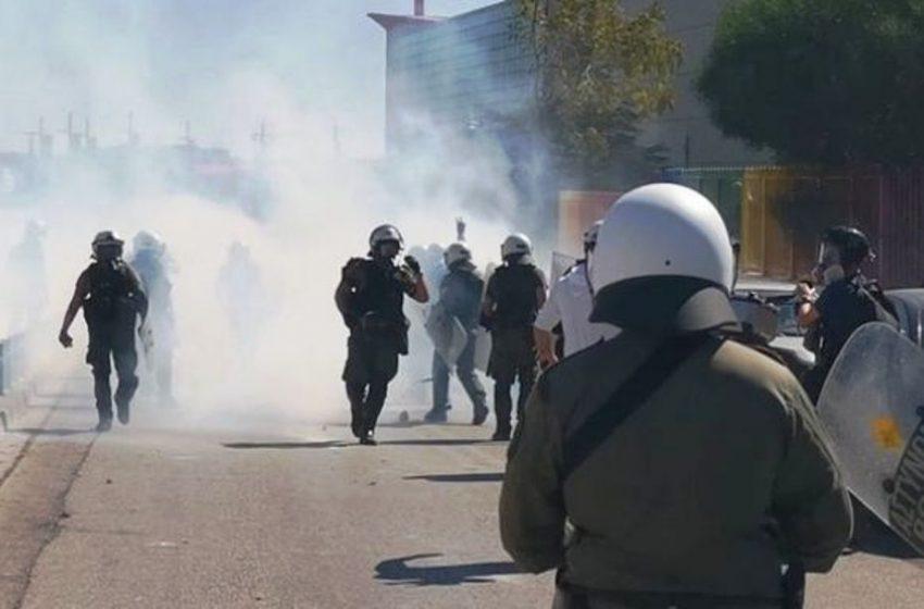 Η θέση της Αστυνομίας για τα επεισόδια στο μαθητικό συλλαλητήριο