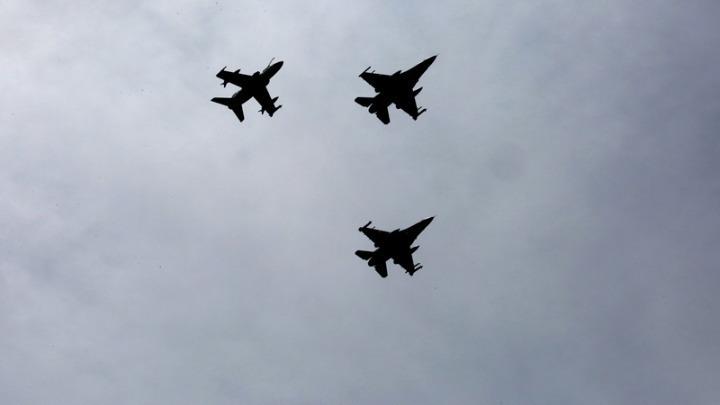 Πτήσεις αεροσκαφών της Πολεμικής Αεροπορίας για τον εορτασμό της 28ης Οκτωβρίου