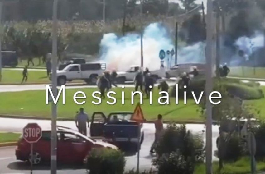Μεσσήνη: Επεισόδια μετά την κηδεία του 18χρονου και απειλές για εκδίκηση (vid)