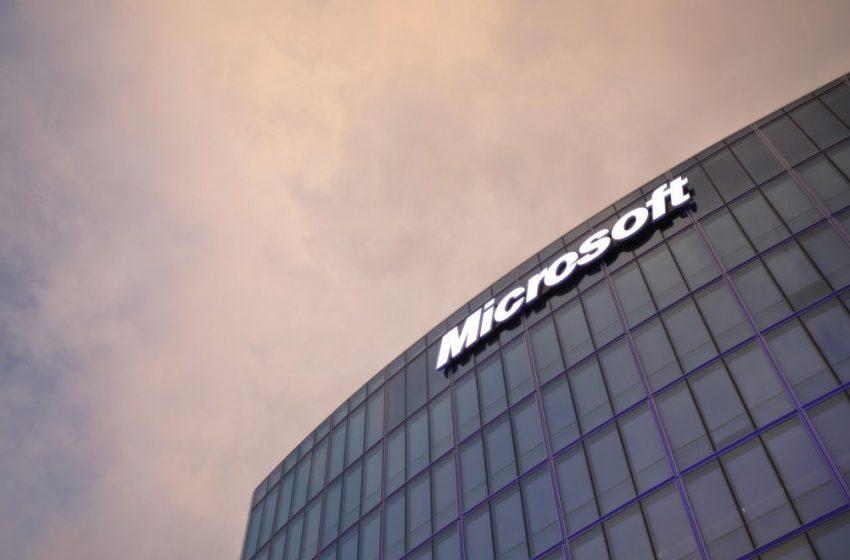 Microsoft: Ανακοινώνει επένδυση 1 δισ. ευρώ στην Ελλάδα