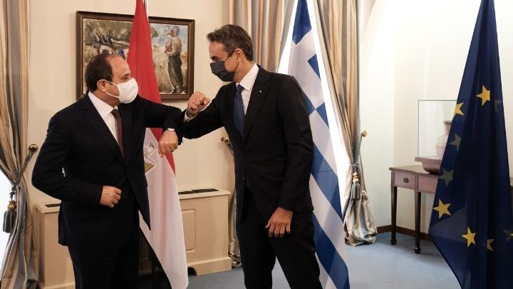 Μητσοτάκης-Σίσι για τη συμφωνία Ελλάδας-Αιγύπτου με αιχμές για την τουρκική προκλητικότητα