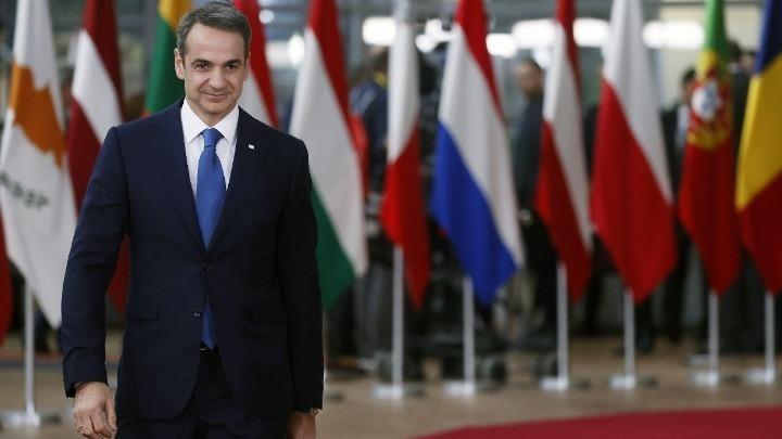 Μητσοτάκης: Ζητήσαμε ρητή αναφορά για αποδοκιμασία της ΕΕ στις ενέργειες της Τουρκίας