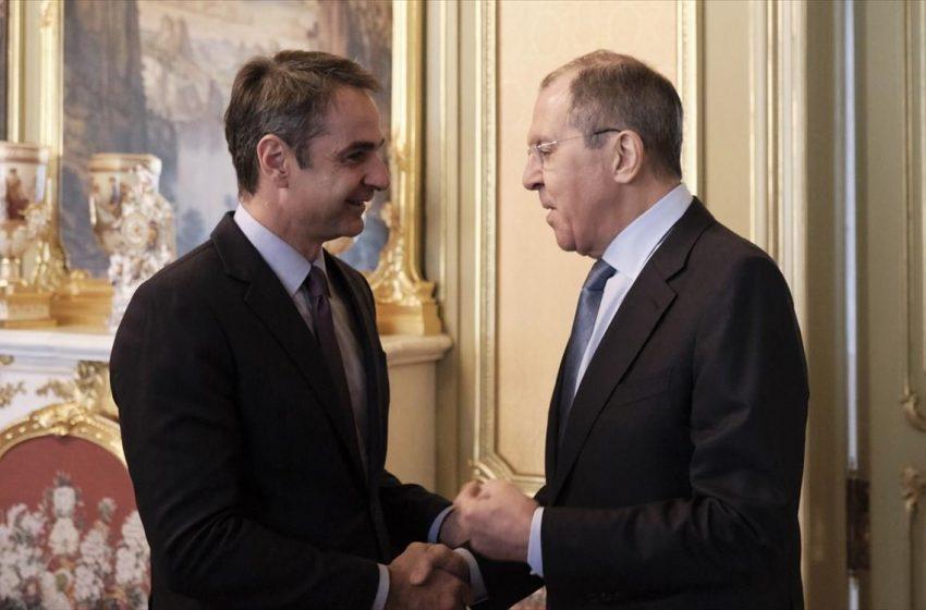 Στην Αθήνα ο Σεργκέι Λαβρόφ – Τι σημαίνει εν μέσω της ελληνοτουρκικής κρίσης