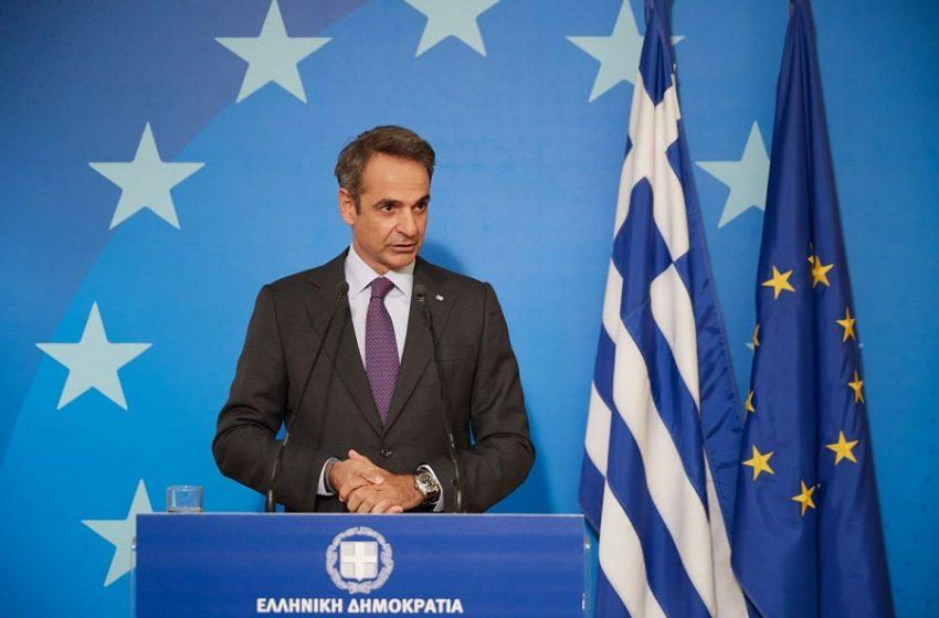 Κυρ. Μητσοτάκης: Εφόσον η Τουρκία συνεχίσει την επιθετική συμπεριφορά, θα υπάρχουν συνέπειες