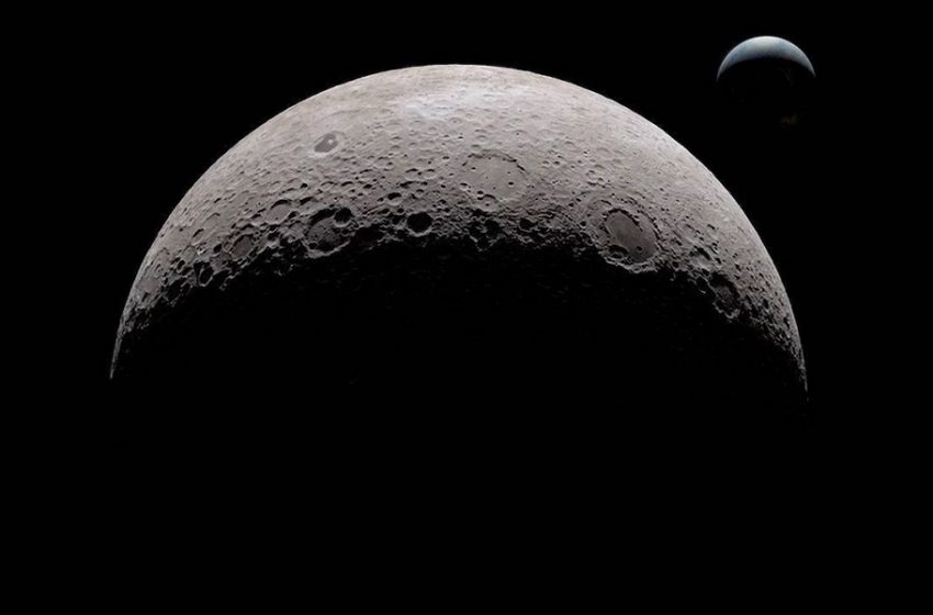 NASA LIVE: Η συνταρακτική νέα αποκάλυψη για το Φεγγάρι