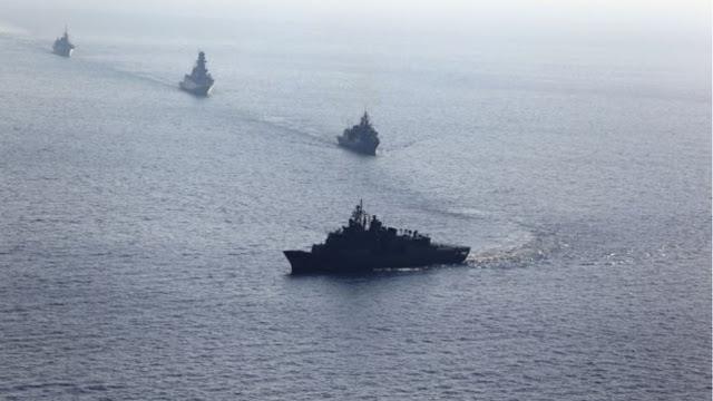Τρεις νέες Navtex από την Τουρκία σε Αιγαίο και αν. Μεσόγειο