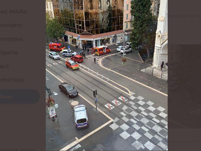 Τρίτη σύλληψη για την επίθεση στη Νίκαια από τη γαλλική αστυνομία