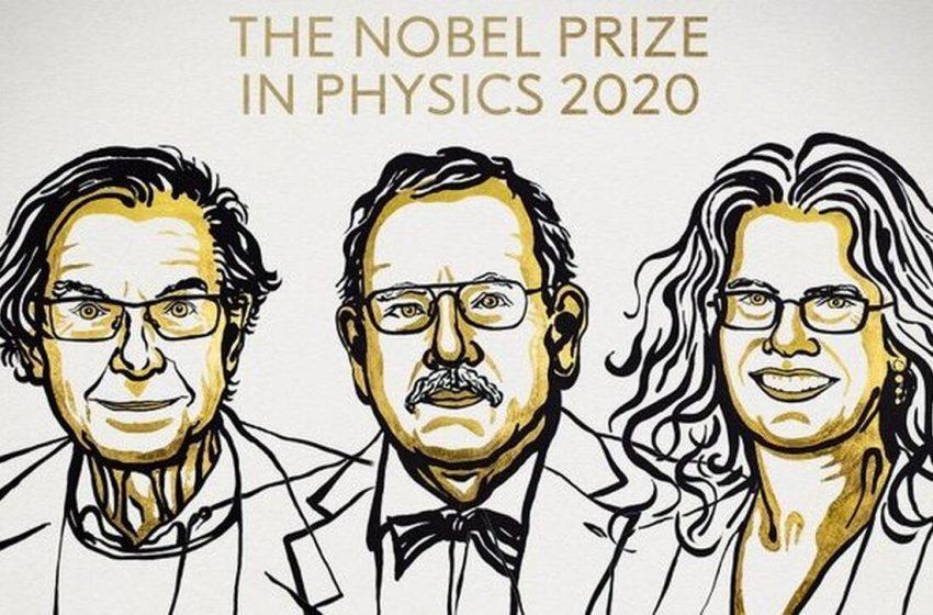 """Νόμπελ Φυσικής: Σε τρεις επιστήμονες για ανακαλύψεις σχετικά με τις """"μαύρες τρύπες"""""""