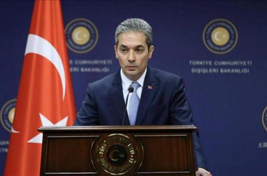"""Άγκυρα: """"Υποκύπτει η Ευρωπαϊκή Ένωση – Κακομαθημένες Ελλάδα και Κύπρος"""""""