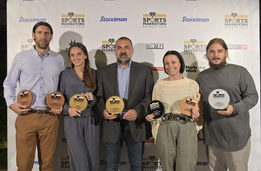 Ο ΟΠΑΠ πρωταθλητής στα Sports Marketing Awards