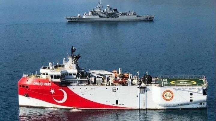 Νέα Navtex για το Oruc Reis εξέδωσε η Τουρκία- Μέχρι τις 23 Νοεμβρίου νοτίως του Καστελόριζου