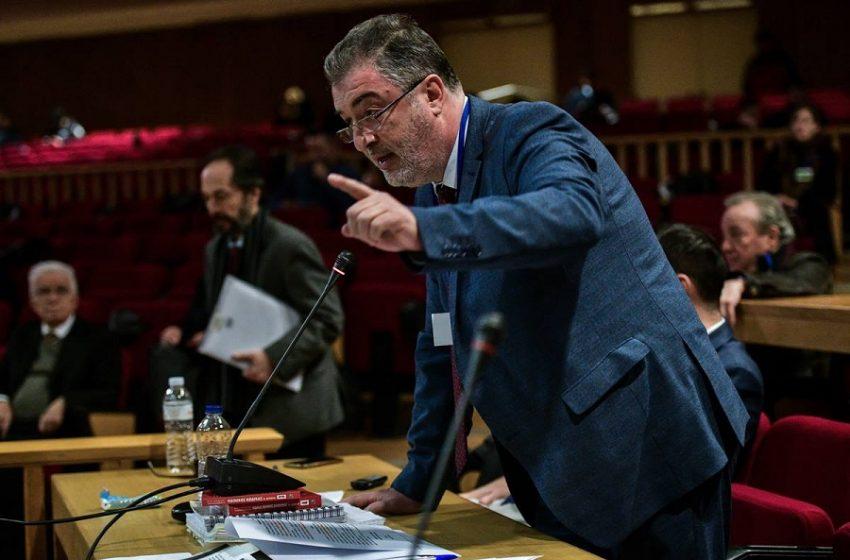 Κ. Παπαδάκης στο libre: Το διακύβευμα της δικαστικής απόφασης για τη Χρυσή Αυγή – Ομολογία ήττας η υπόθεση Ζαρούλια