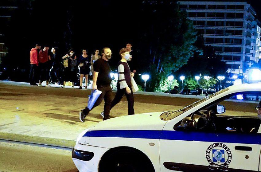 Σε ισχύ το νυχτερινό lockdown – Αναλυτικές οδηγίες συμπλήρωσης της άδειας κυκλοφορίας