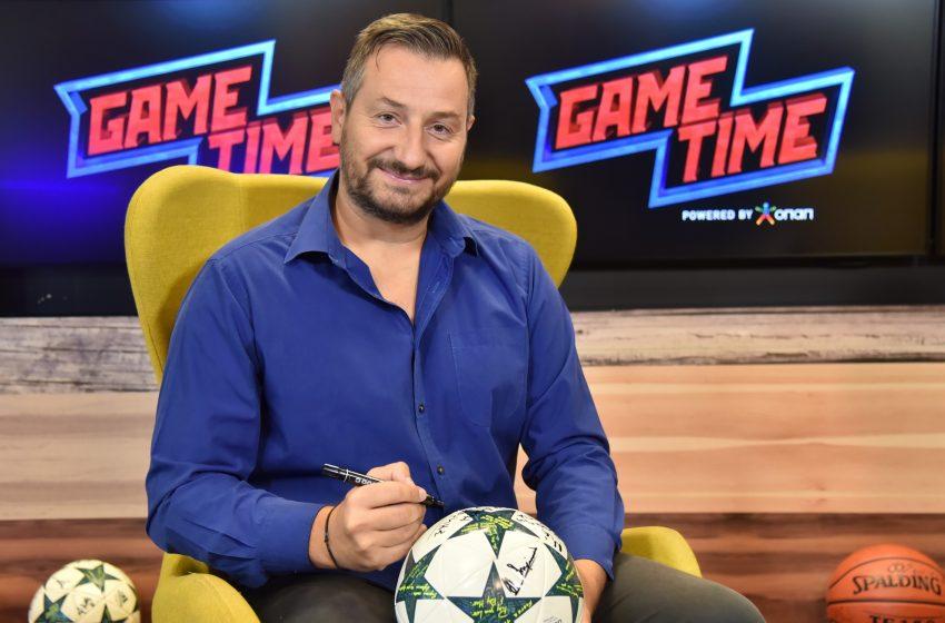 Νίκος Παγκάκης στο ΟΠΑΠ Game Time: Must win για τον Παναθηναϊκό ο αγώνας με τον Άρη