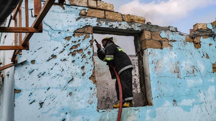 Αζερμπαϊτζάν-Αρμενία: Στρατιωτικό νοσοκομείο επλήγη από βόμβα διασποράς