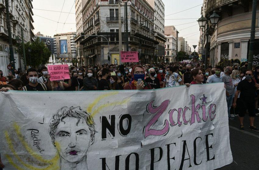 Αναβλήθηκε η δίκη για τη δολοφονία του Ζακ Κωστόπουλου