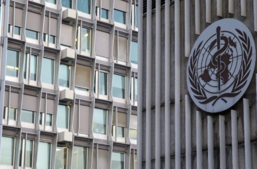 Ανησυχία στον Παγκόσμιο Οργανισμό Υγείας για τον φονικό σεισμό σε Ελλάδα και Τουρκία