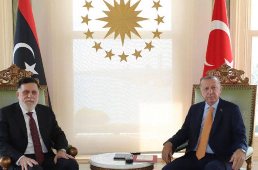 Πρωτοκολλήθηκε το τουρκολιβυκό μνημόνιο