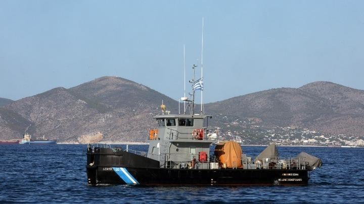 Στη Μαρμαρίδα ρυμουλκείται το πλοίο με σημαία Τουρκίας που έμεινε ακυβέρνητο νότια της Μήλου