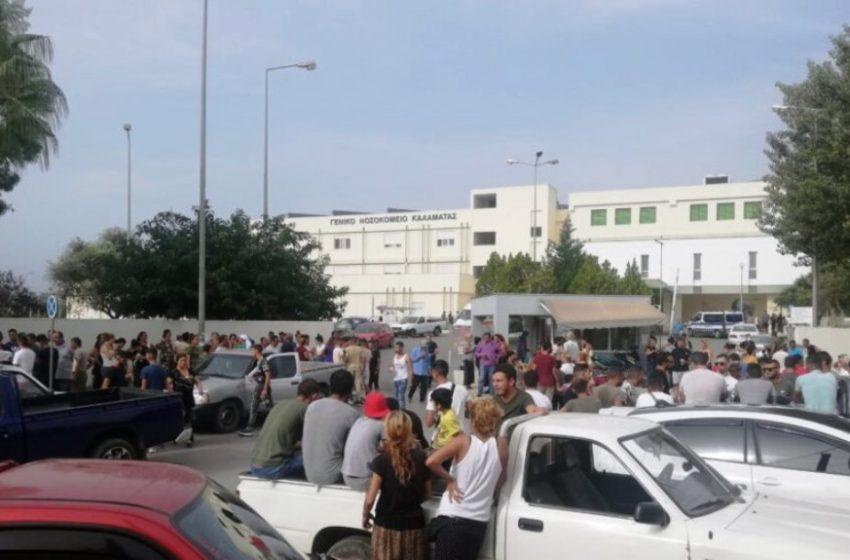 Mεσσηνία: Δρακόντεια μέτρα για την απολογία του 63χρονου που σκότωσε τον 18χρονο Ρομά – Ελεύθεροι οι δύο ανήλικοι