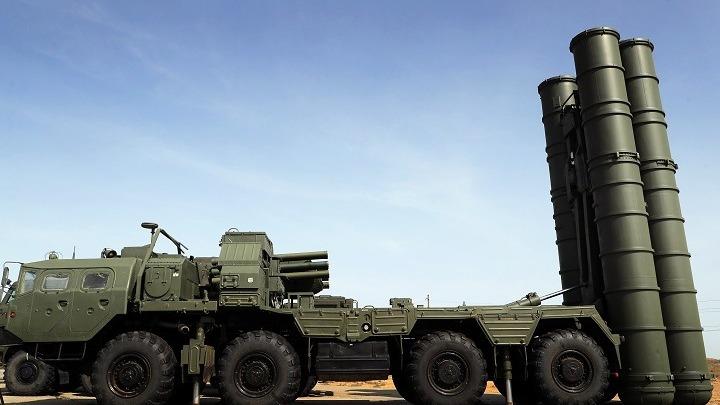 Πύραυλος εκτοξεύθηκε από την περιοχή όπου η Άγκυρα δοκιμάζει τους S-400 (vid)