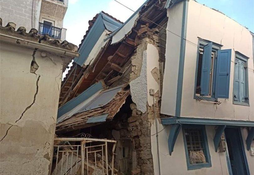 Ισχυροί μετασεισμοί 4,7 ριχτερ ξαναχτύπησαν στο Αιγαίο