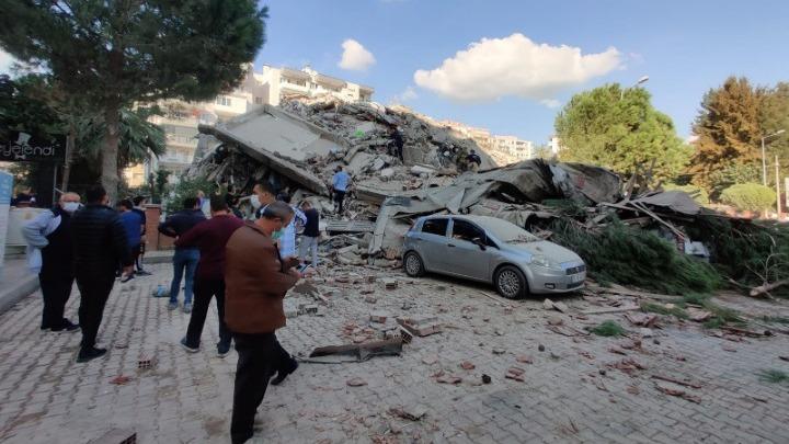 Σαρλ Μισέλ: Έτοιμη η ΕΕ να παράσχει βοήθεια στις περιοχές που επλήγησαν από το σεισμό