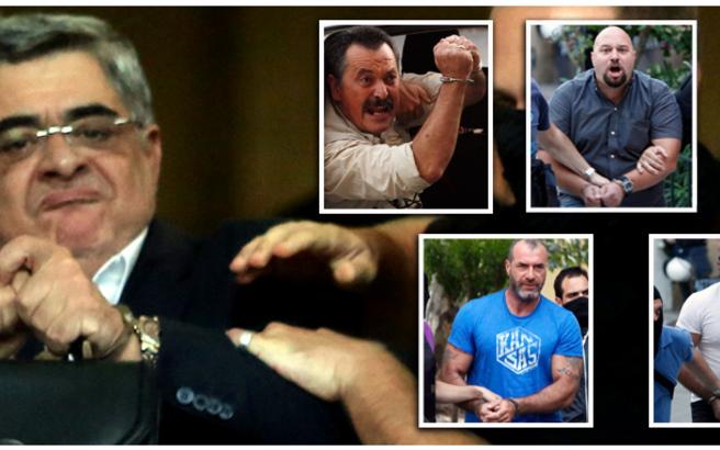 Σύλληψη ηγεσίας Χρυσής Αυγής: Άγνωστο παρασκήνιο της νύχτας του 2013 – Το αίτημα Βουρλιώτη για αστυνομικούς (vid)