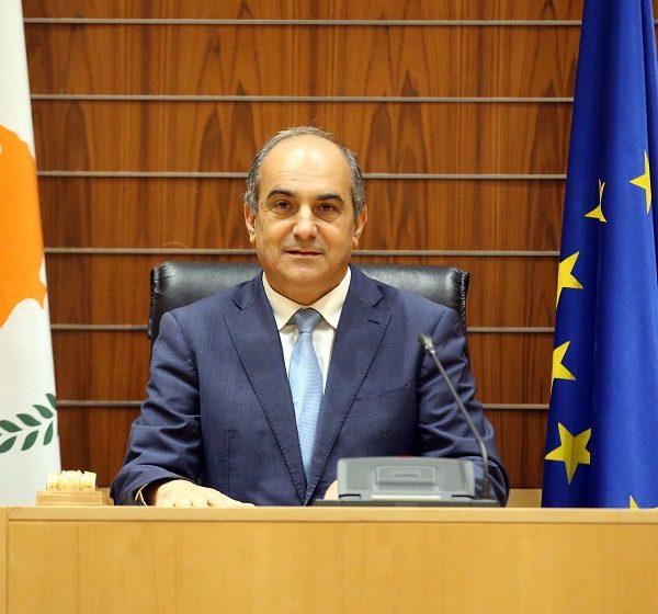 """Παραιτήθηκε ο πρόεδρος της Βουλής στην Κύπρο μετά τη θύελλα με τα """"χρυσά διαβατήρια"""""""
