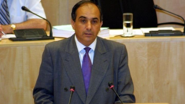 """Πρόεδρος Κυπριακής Βουλής στον Εισαγγελέα: """"Να προχωρήσετε στην άρση της βουλευτικής μου ασυλίας"""""""