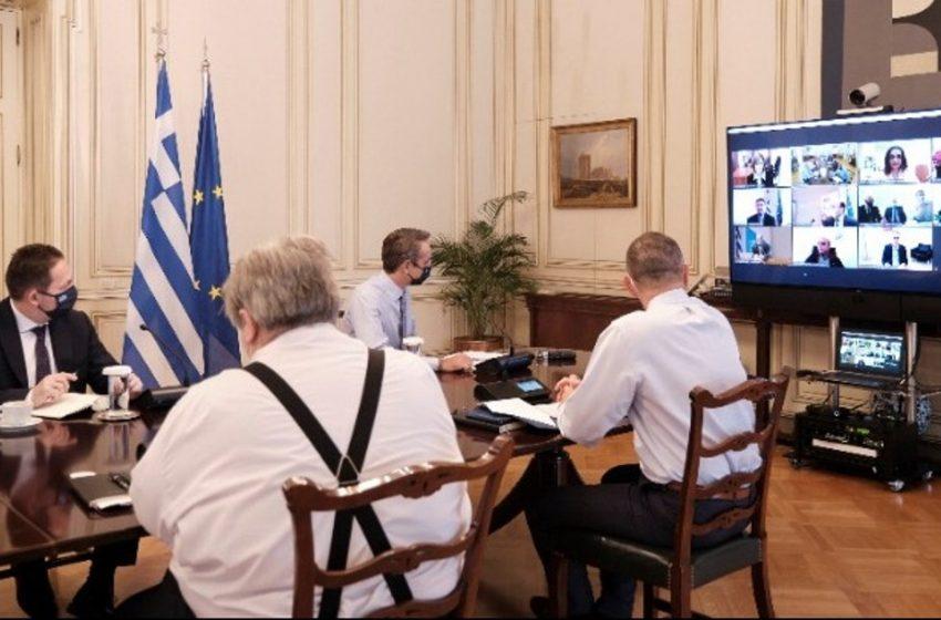 Κυρ. Μητσοτάκης: Σαράκι που τρώει την κοινωνία η διαφθορά