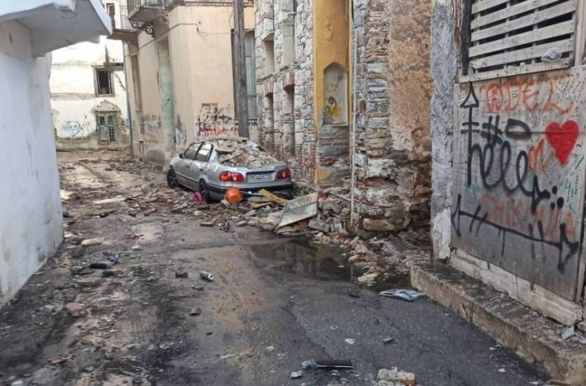 Σεισμός στην Σάμο: Οι Αμερικάνοι τον δίνουν 7 Ρίχτερ