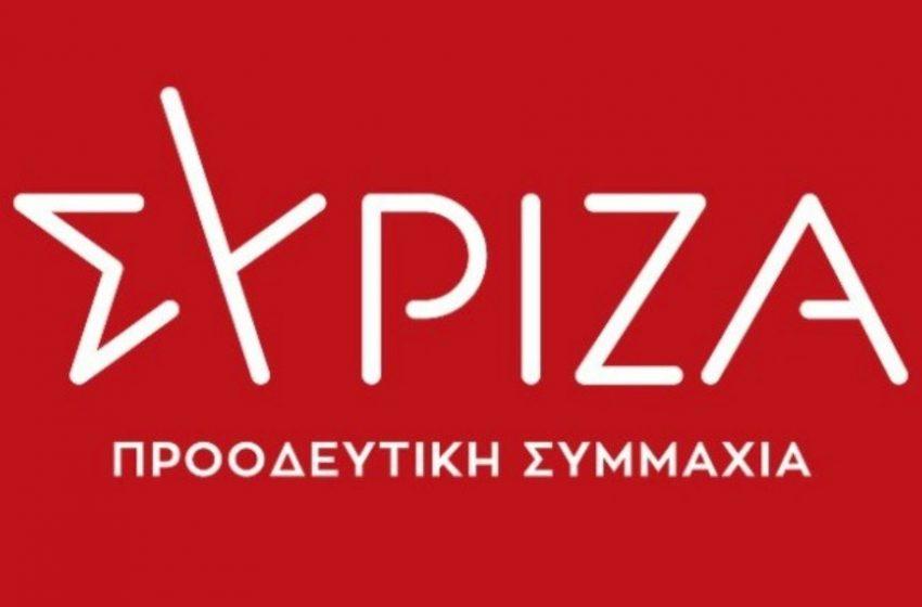"""ΣΥΡΙΖΑ: """"Παρά την ύφεση πανηγυρίζουν με φιέστες"""""""