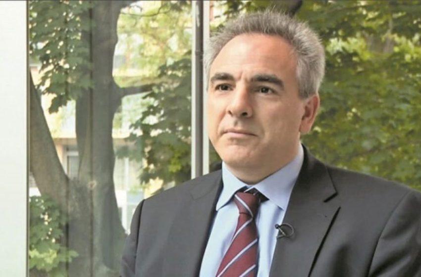 Ο Θάνος Ντόκος νέος σύμβουλος Εθνικής Ασφάλειας του Κυρ. Μητσοτάκη