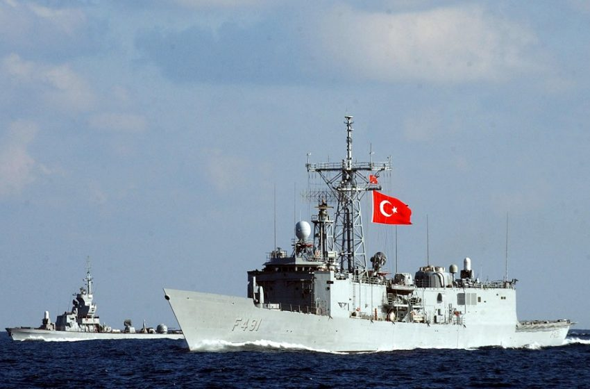 Νέες τουρκικές NAVTEX 27 και 28 Οκτωβρίου – Πού θα πραγματοποιηθούν- Διάβημα διαμαρτυρίας της Αθήνας