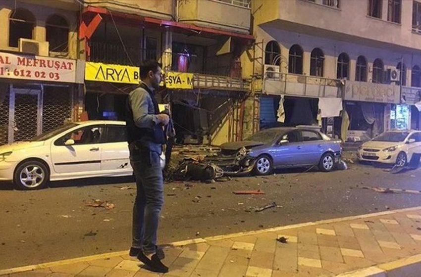 Τουρκία:Τρομοκρατική επίθεση με καμικάζι-αυτοκτονίας (vid)